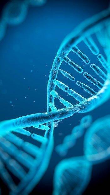 Muestra de ADN para obtención de paternidad